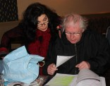 Consulting the script
