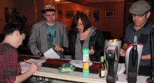 Jackie Feilding directs one of our RRN rehearsals