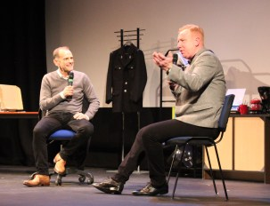 Q&A with Jeff Brown and Dave Corner