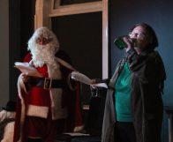 David Foster & Vanessa Karon in A Mid-Winter Night's Tale