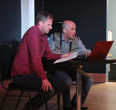Paul Hartley & Paul Dunn in Innocent